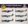 Italeri  1/48  P-51D/K Pacific Aces