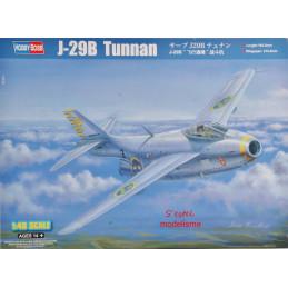 Hobby Boss   1/48  J-29B...