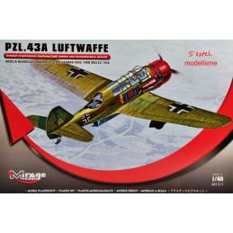 Mirage Hobby  1/48  PZL....
