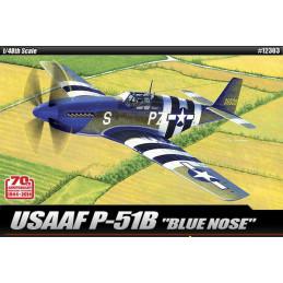 Academy  1/48  USAAF P-51B...