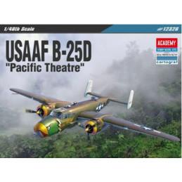 Academy  1/48  USAAF B-25D...