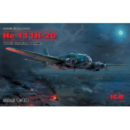 ICM  1/48  He 111H-20