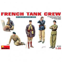 MiniArt  1/35  French Tank...