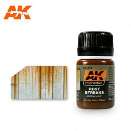 AK Interactive     Rust...