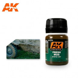 AK Interactive    Fresh Mud...