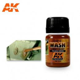 AK Interactive   Light Rust...
