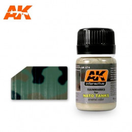 AK Interactive   Rain Marks...