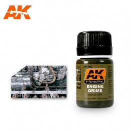 AK Interactive  Engine...