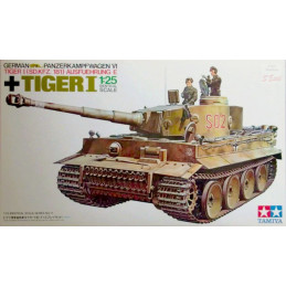 Tamiya  1/25    German...