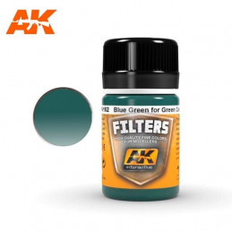 AK Interactive  Filter Blue...