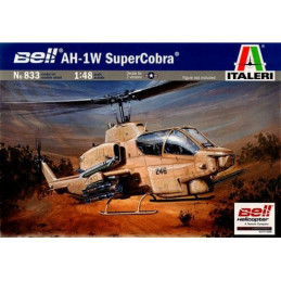 Italeri  1/48  Bell  AH-1W...