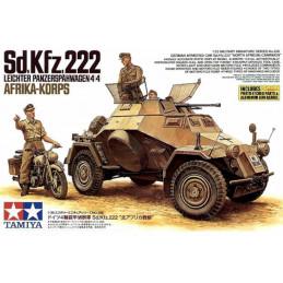 Tamiya  1/35  Sd.Kfz 222...