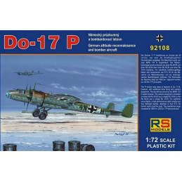 RS Models  1/72   Do-17 P
