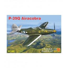 RS Models  1/72   P-39Q...