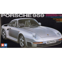 Tamiya  1/24  Porsche 959