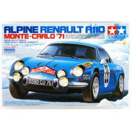 Tamiya  1/24  Alpine...