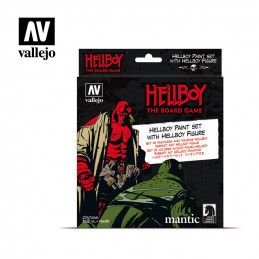 Vallejo   Hellboy The Board...