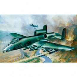 Academy  1/72   USAF A-10A