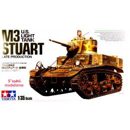 Tamiya  1/35   M3 Stuart...
