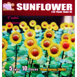 Diopark  1/35   Sunflower