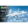 Revell  1/144   Lufthansa  EMBRAER 190
