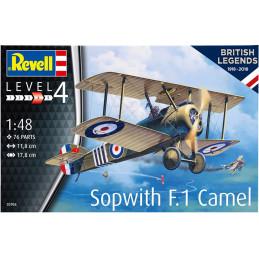 Revell  1/48    Sopwith F.1...