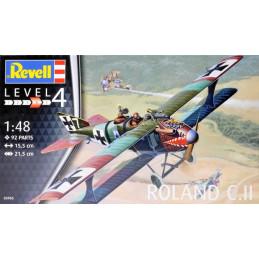 Revell  1/48   ROLAND C.II