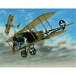 Special Hobby  1/32  Fokker...
