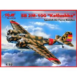 ICM  1/72  SB 2M-100...