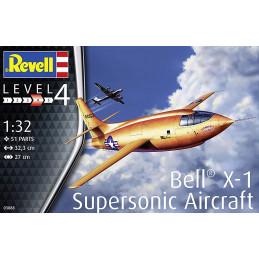 Revell  1/32    Bell X-1...