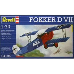 Revell  1/72  FOKKER D VII