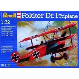 Revell  1/72   Fokker Dr. 1...