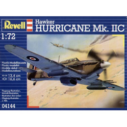 Revell  1/72  Hawker...