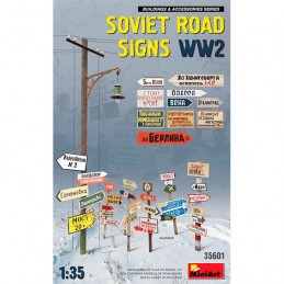 MiniArt  1/35   Soviet Road...