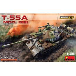 MiniArt   1/35   T-55A...
