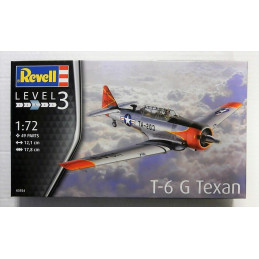 Revell 1/72    T-6 TEXAN