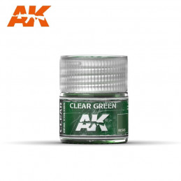 AK Interactive   Clear Green