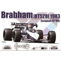 Beemax  1/24   Brabham...