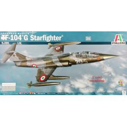 Italeri  1/32    TF-104 G...