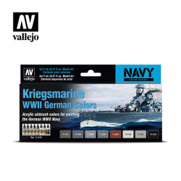 Vallejo   Kriegsmarine WWII...