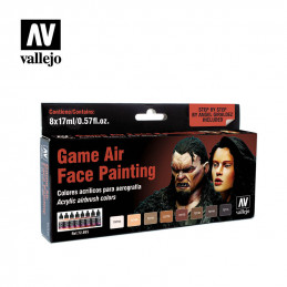 Vallejo    Game Air Face...