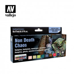 Vallejo   Non Death Chaos...