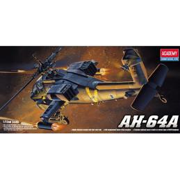 Academy  1/72   AH-64A