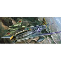 Academy  1/72   Mustang P-51C