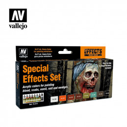 Vallejo     Special Effects...