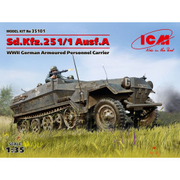 ICM  1/35  Sd.Kfz.251/1...