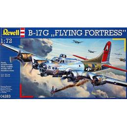 Revell   1/72   B-17G...