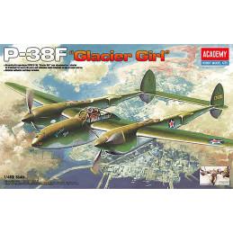 Academy  1/48  P-38F...