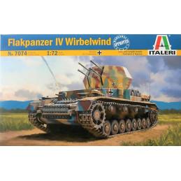 Italeri  1/72   Flakpanzer...
