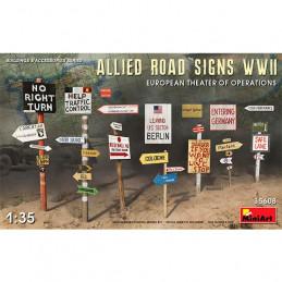 MiniArt  1/35  Allied Road...